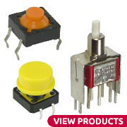 Push Button Switches | MPJA COM