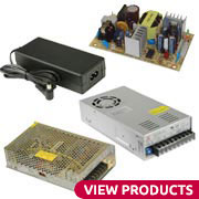 Switching & Linear Power Supplies | MPJA COM