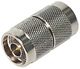 N Type Connector, UG-57 Male to Male Coupler | MPJA COM