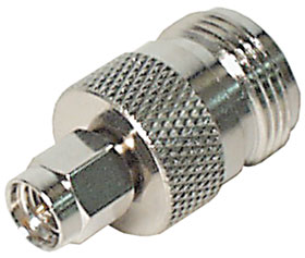 Sma Type Connector Male To N Type Female Adapter Mpja Com