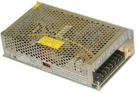 24 Volt Power Supply, 6.5A, 150W, Switching, Hengfu