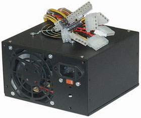 480Watt ATX Genmax Computer Power Supply | MPJA COM