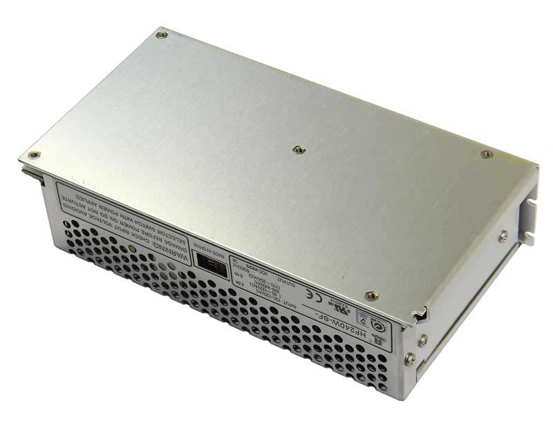 24 Volt Power Supply, 10A, 240W, Switching, Hengfu 18436 Large  18436 1 ...