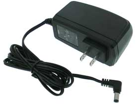 5 Volt DC Plug Power Supply, 4A, Regulated