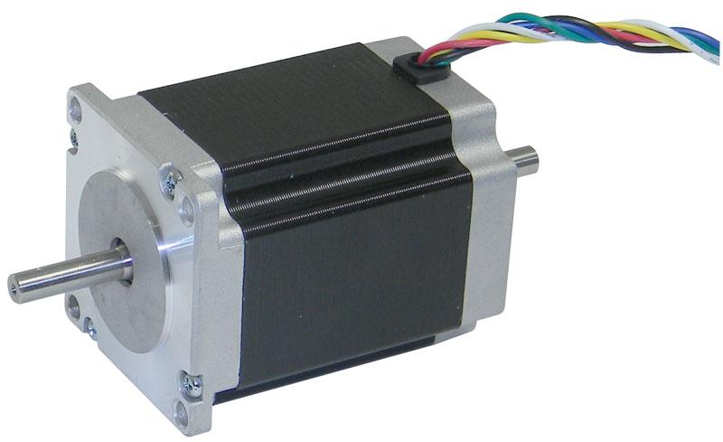 Stepper motor nema 23 datasheet for Nema 42 stepper motor datasheet