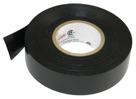 Electrical Tape, Black PVC