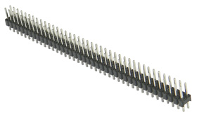 80 Pin (2X40) Header  Connector
