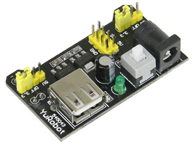 3.3V & 5V Breadboard Power Supply