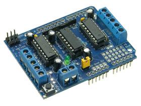 Multi Motor Drive for Arduino Compatible Shield