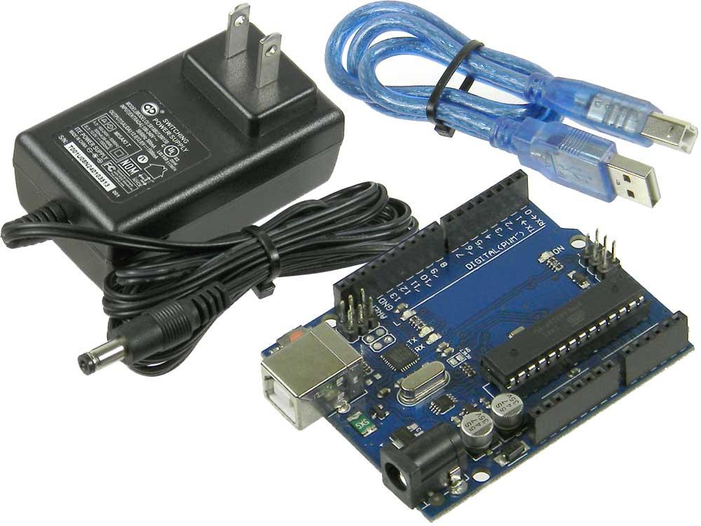 Arduino UNO Compatible Starter Kit