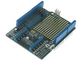 XBee Card V2 0 Arduino Compatible Shield by Seeed Studio