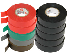 10Roll Electricians Tape Special