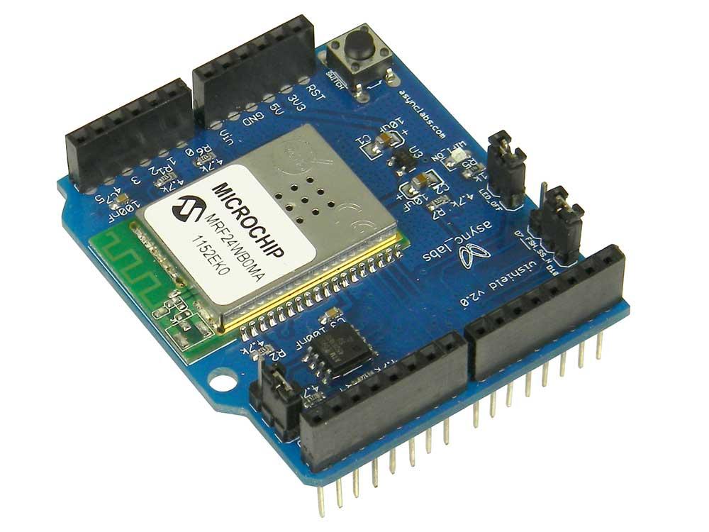 WiFi Shield Arduino Compatible Shield
