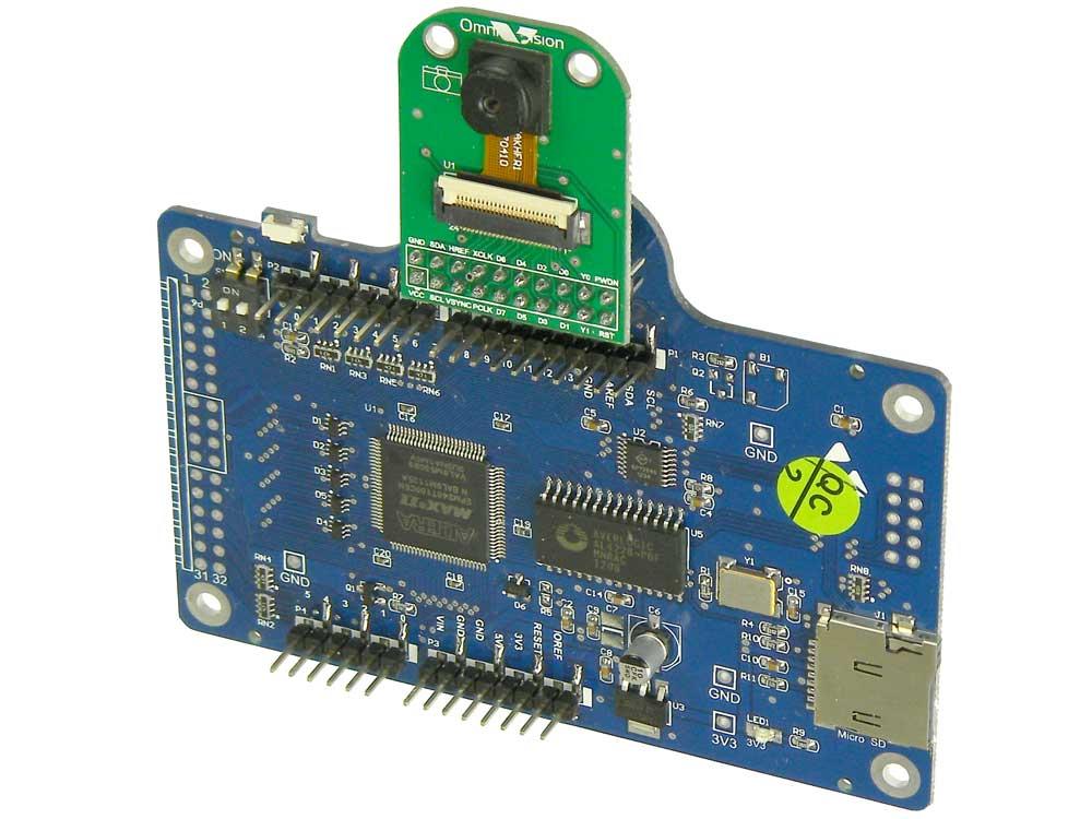 Camera Arduino Compatible Shield | MPJA.COM