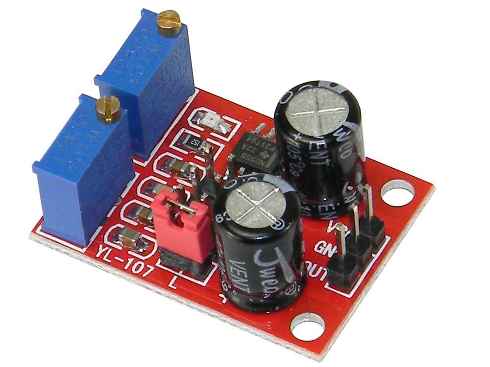 Arduino pulse generator