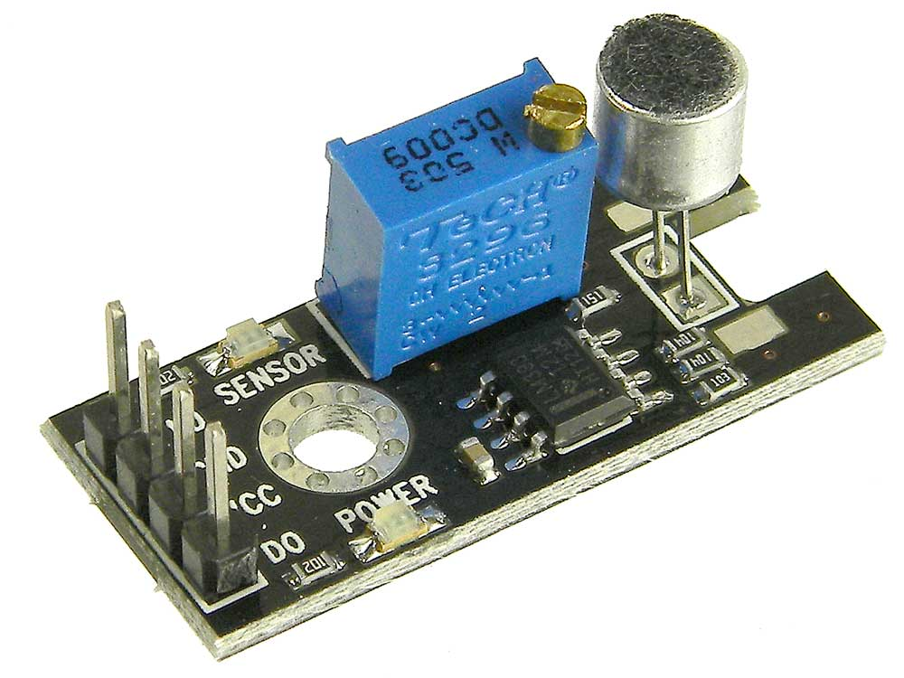 Analog Sound Module for Arduino