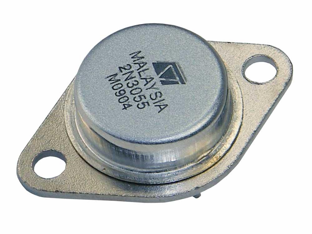 2n3055 Power Transistor Npn 60v 15a Mpja Com