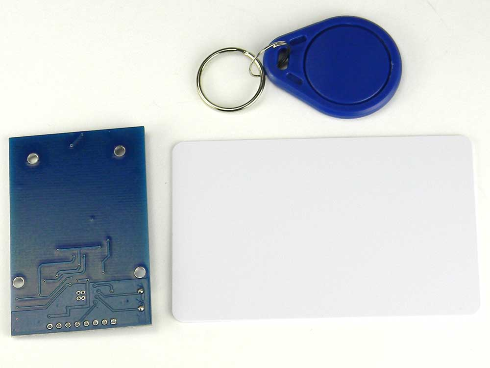RFID/NFC Reader/Writer for Arduino
