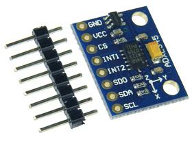 3 Axis Accelerometer, Raspberry Pi, Arduino Compatible Sensor