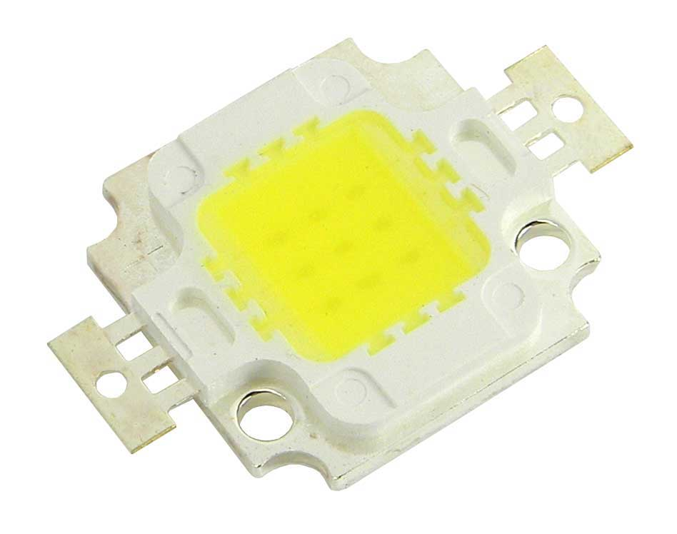1000 Lumen 10 Watt Super Bright Cool White Led Module