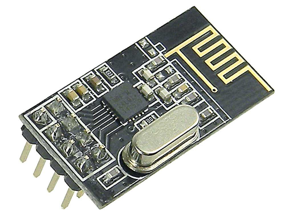 2 4GHz Wireless Data Transceiver Module for Arduino