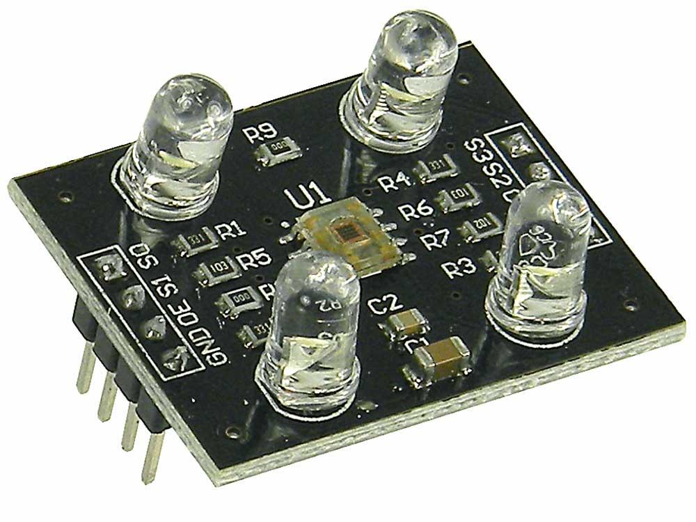 Color sensor arduino
