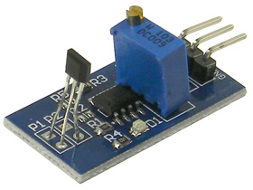 Speed Measuring Hall Effect Sensor Module for Arduino