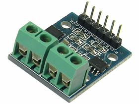 L9110, H Bridge Power Driver, Dual Channel for Arduino