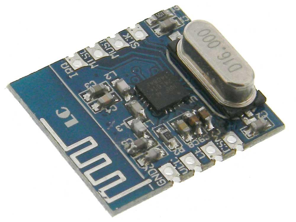 Ghz wireless data transceiver mini module nrf l for