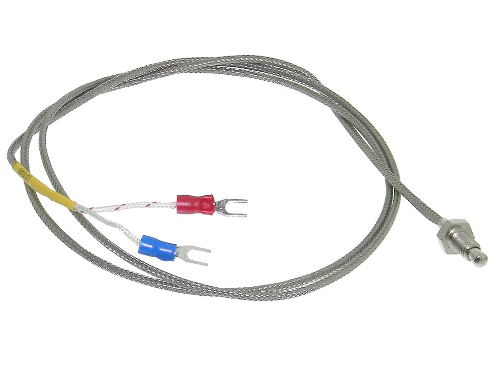 Thermocouple, Type K, M6 Threaded Tip | MPJA.COM