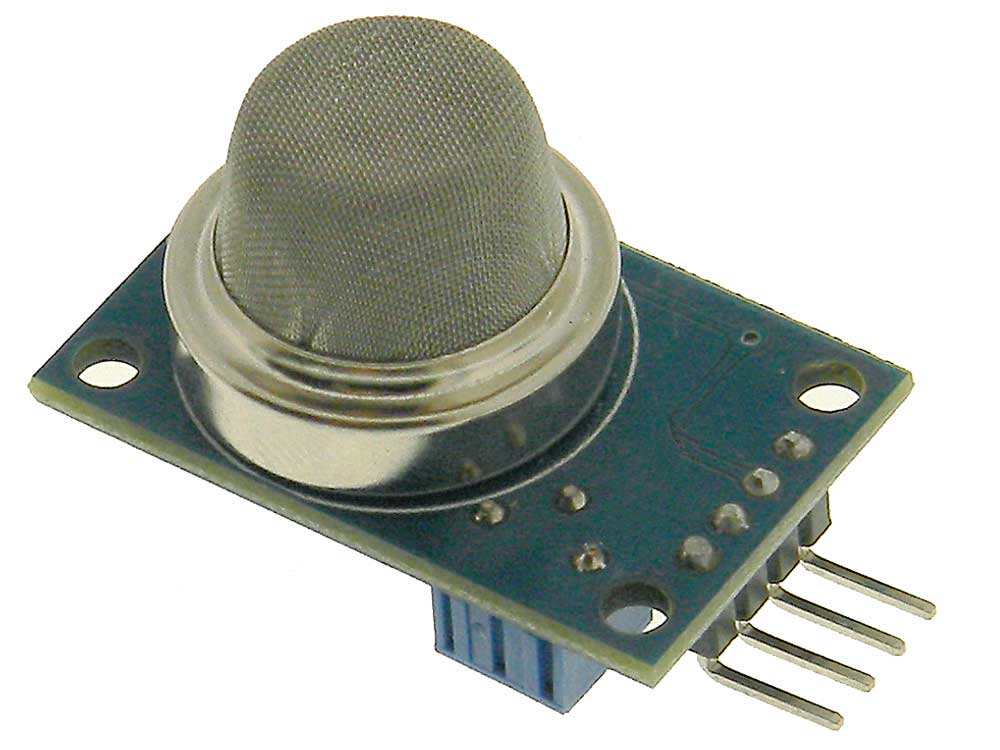 MQ-135 Air Quality Sensor for Arduino
