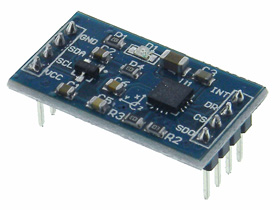 3 Axis Gyroscope Module, L3G4200D for Arduino