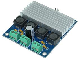 Dual 50W Class D Amplifier Module, TDA7492
