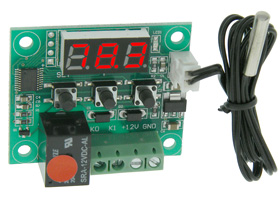 Digital Temperature Controller FAHRENHEIT