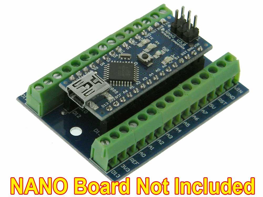Arduino NANO Screw Terminal Expansion Board 32796-large.jpg 32796-1.jpg ...