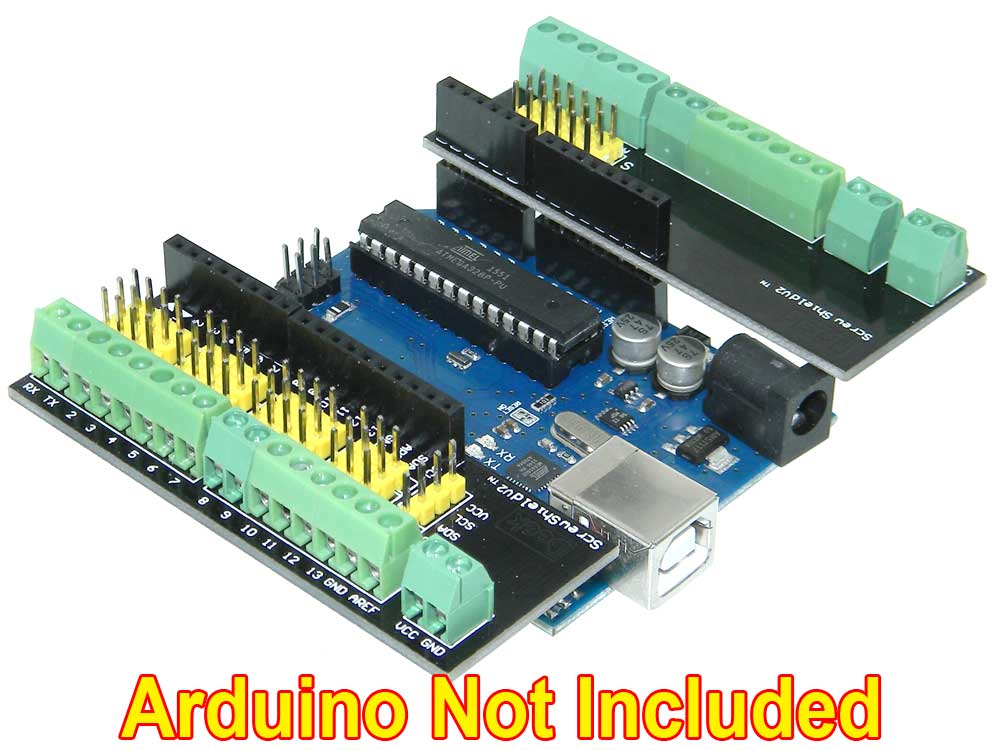 shield arduino uno