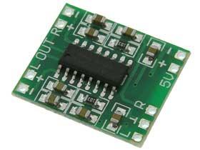 Amplifier, Super Mini Stereo 3Watts/Channel