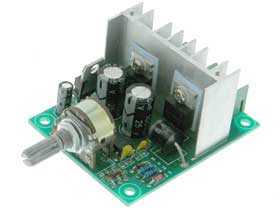 DC PWM Motor Speed Control 10A