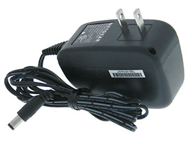 12 Volt DC Plug Power Supply, 1.5A, Netgear USED