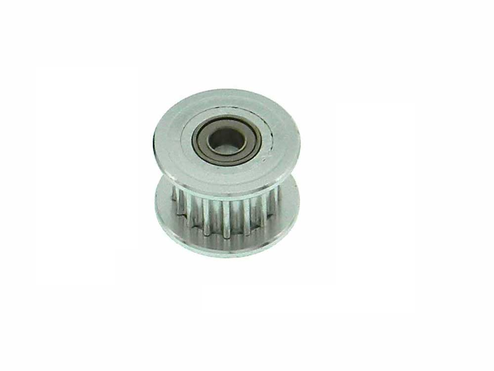 16 Tooth GT2 Idler Pulley with Ball Bearings for 6mm Wide Belt  3mm Shaft