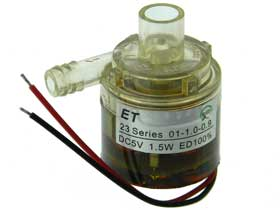 Mini Fluid Pump. 5VDC. 1L/Min