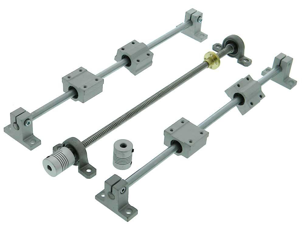 300mm CNC-3D Printer Mechanical Starter Kit