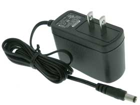 5 Volt 1.2A DC Plug Power Supply. Amigo