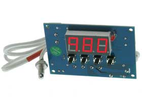 Hight Temperature Thermostat -30 to 999Deg.