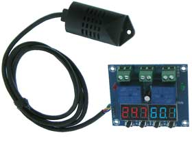 Temperature & Humidity Controller
