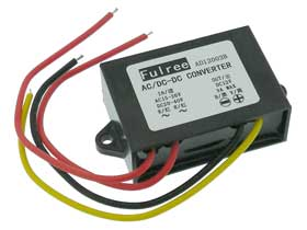 24VAC/DC to 12VDC 3A Power Converter