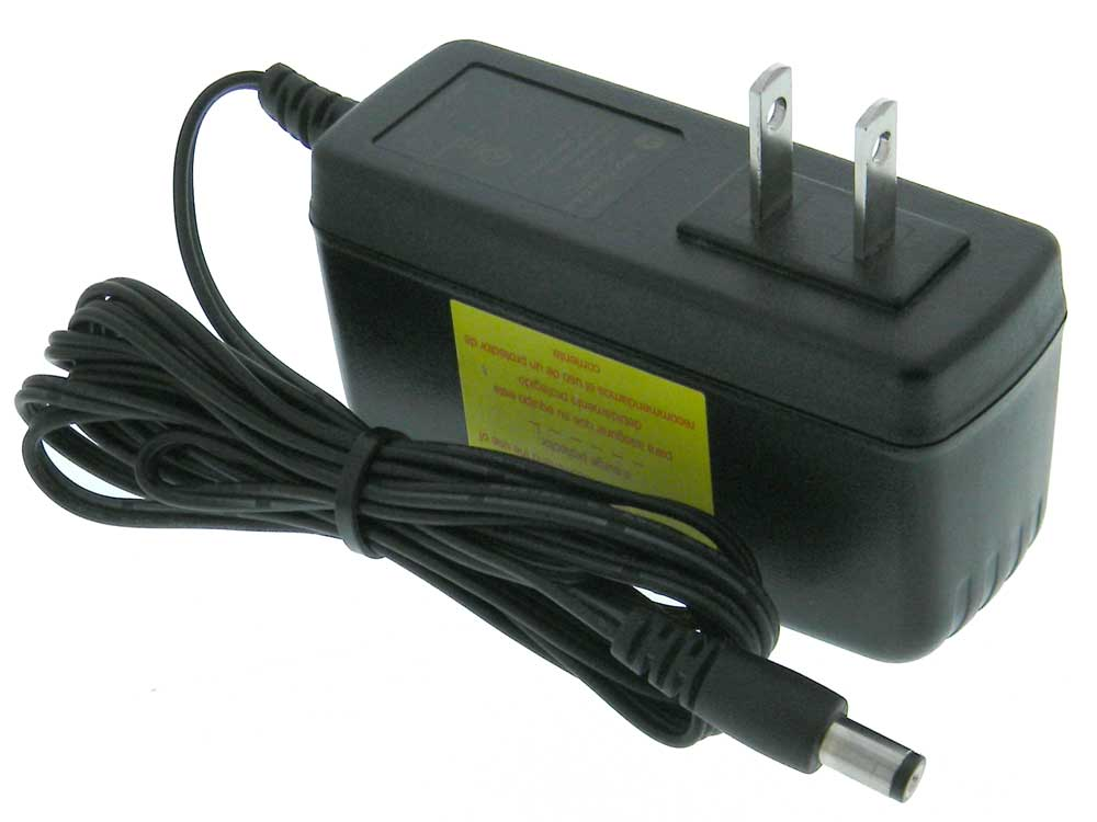 12 V 1.5A DC Plug In Adapter Power Supply. USED | MPJA.COM