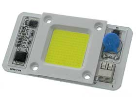 LED Cool White Module 50W 110VAC