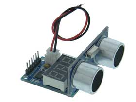 Ultrasonic Rangefinder Assembly