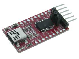 USB to TTL Conversion Module FT232RL Chip